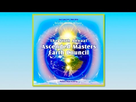 "The Light at the end of ""The Rousing Tunnel""‏ ~Ascended Masters Earth Council 2016~"
