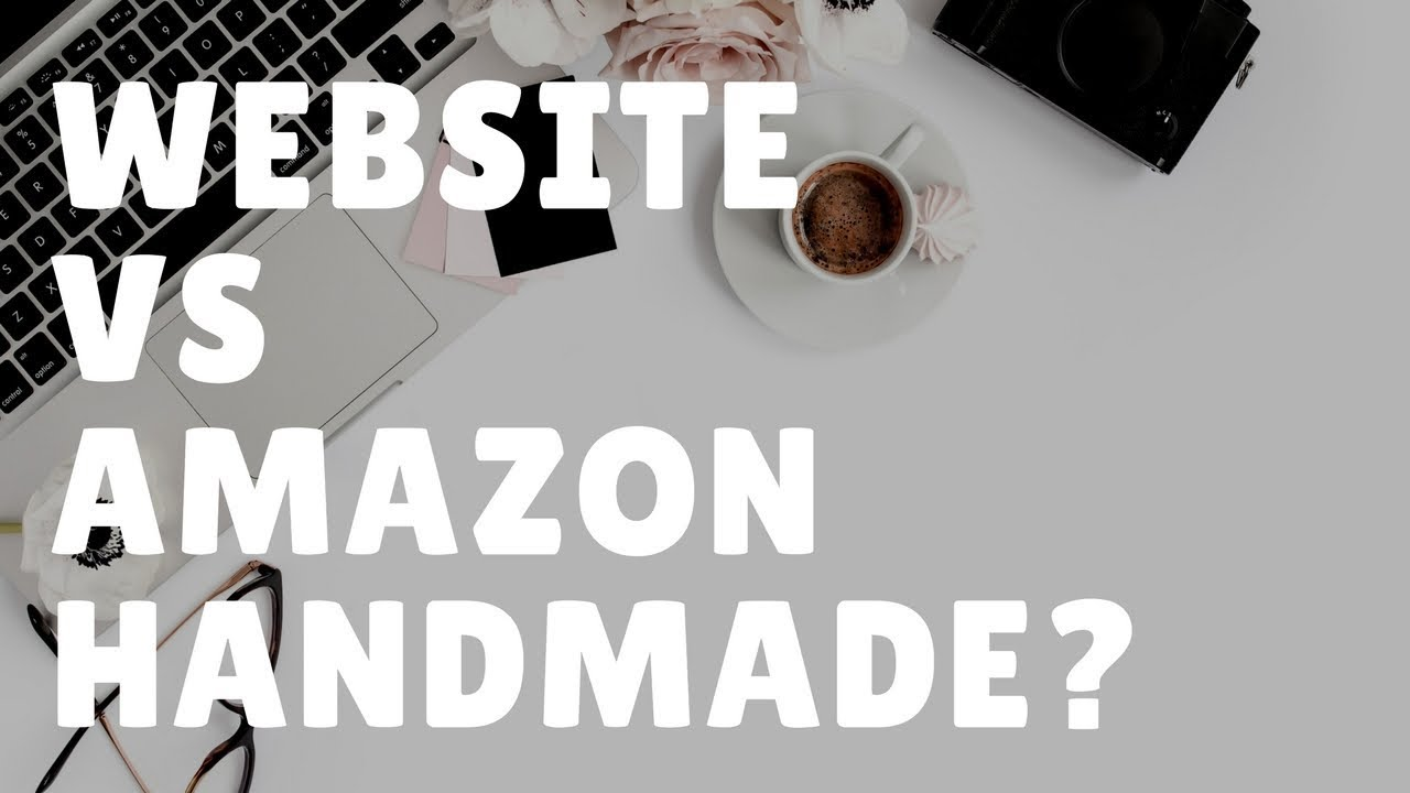 Should I Sell On Amazon Or My Own Website