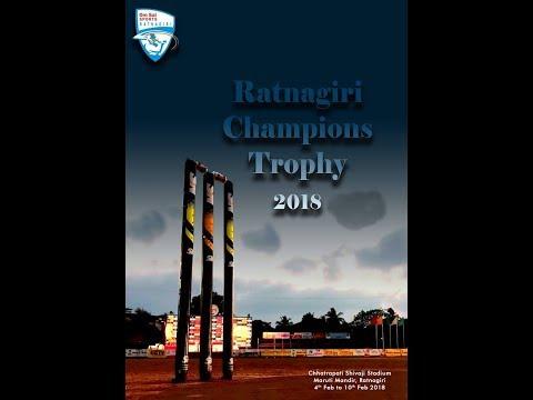 Day 6 | RATNAGIRI CHAMPION TROPHY 2018