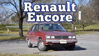1985 Renault Encore LS: Regular Car Reviews