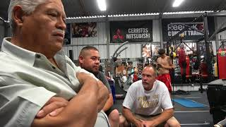 Big G on canelo final offer to GGG EsNews Boxing