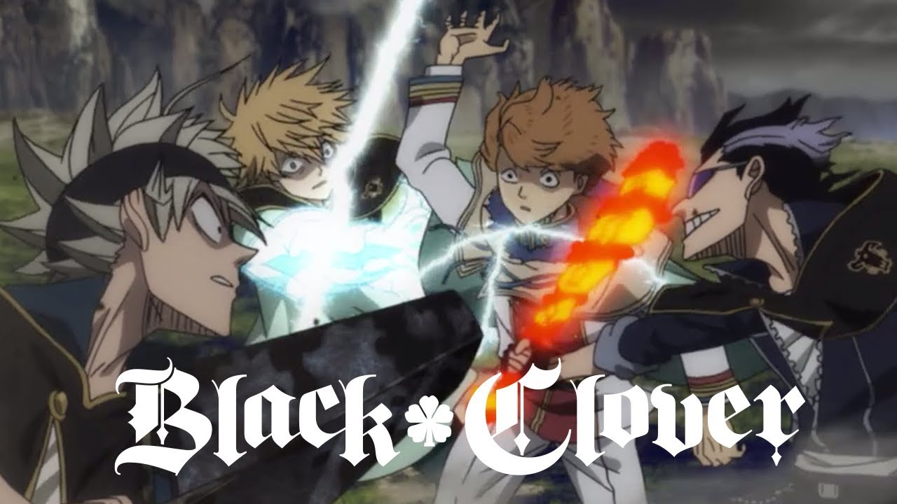 Save Finral Black Clover Youtube