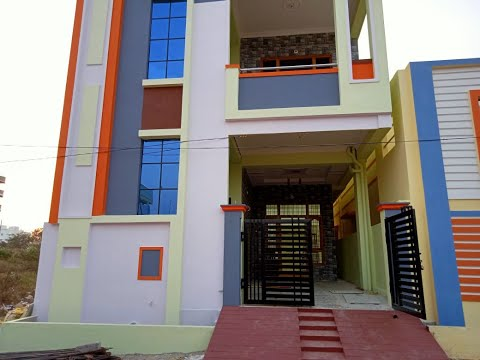 P1-118) New G+1 Independent House [98 Lakhs];  Near: Alwal, Secunderabad; 128 Sq. Yards; 9989057856