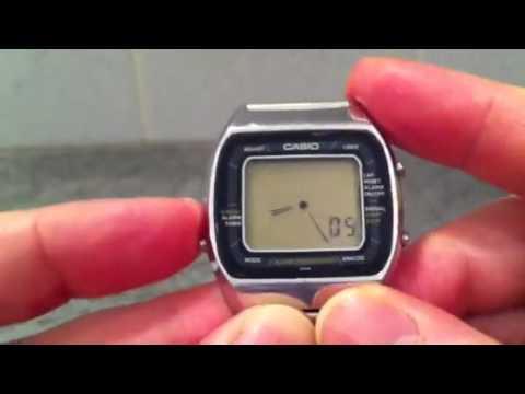 Casio w 741 rare casio vintage casio w741 doovi for Pro trek abc watch prw 3100t