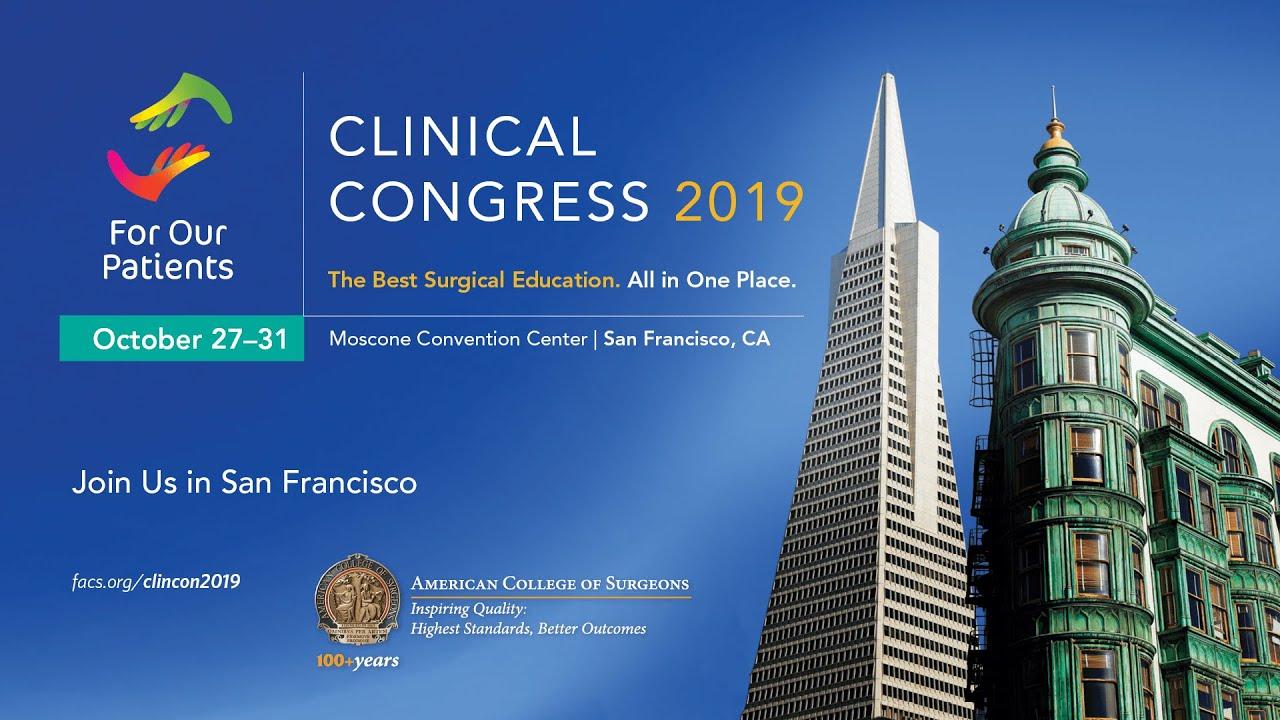 Clinical Congress 2019