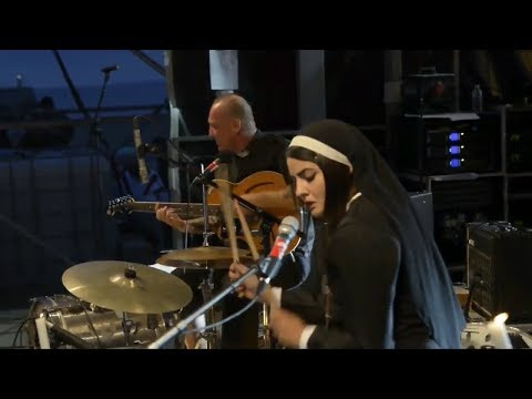 Reverend Beat-Man & Sister Nicole Izobel Garcia - Tonite ( live 2014 )