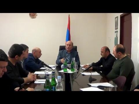 Բյուրեղավան համայնքի ավագանու հերթ. նիստ-12.03.19
