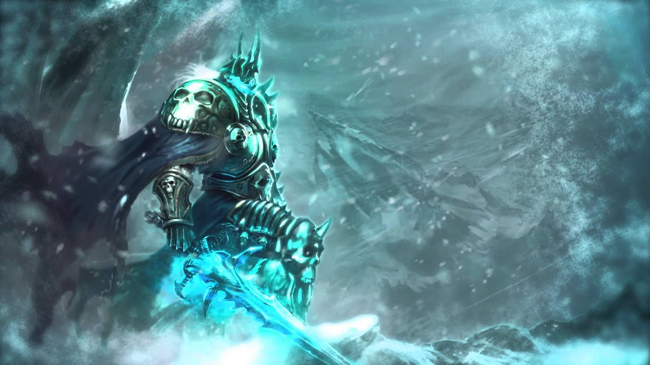 Animated Dragon Wallpaper Free Quot Arthas My Son Quot Animation Soundtrack Youtube
