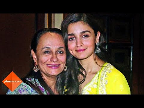 Soni Razdan Reveals she Smoked Cigarettes when she was Pregnant with Alia Bhatt | SpotboyE Mp3