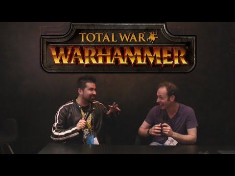Total War: Warhammer Angry Interview