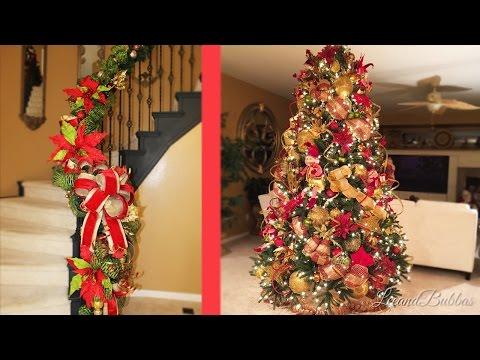My Christmas Decorations Tour – JennisseMakeup