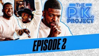 P.K. Subban attempts to survive Nashville's hottest chicken | The P.K. Project Ep. 2 | NBC Sports
