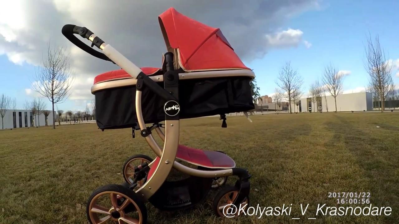 seca коляска прогулочная купить в краснодаре - YouTube