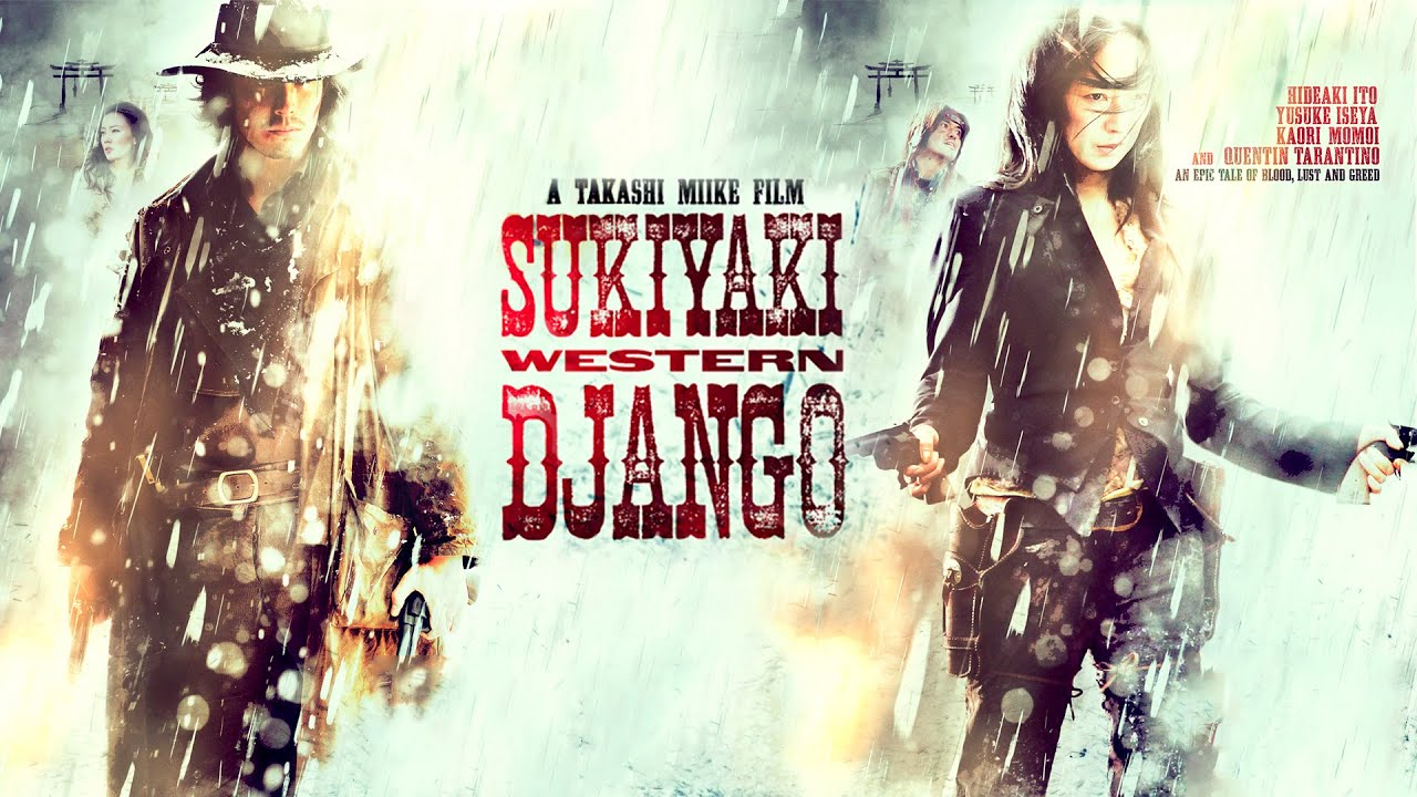 Sukiyaki Western Django - Full Movie