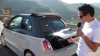 Fiat 500C Abarth Esseesse 2011 Videos