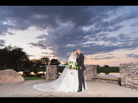 Heather & Anthony | Anthem Country Club Wedding | KMH Photography