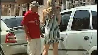 car thief prank