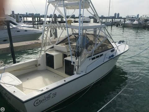 [UNAVAILABLE] Used 2001 Carolina Classic 28 In North Bay Village, Florida