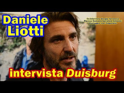 Daniele Liotti, intervista Duisburg: sempre in divisa, ma vorrei fare il regista