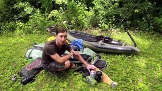 Kayak Kaboose: Take More - Stay Longer