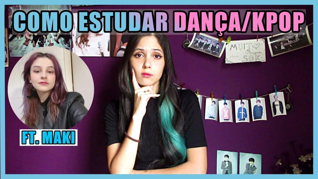 """Influências das """"Danças Urbanas"""" no K-POP   Haen ft. Maki"""