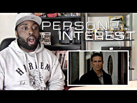 "Person Of Interest REACTION & REVIEW - 1x1 ""Pilot"""