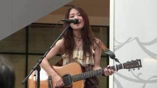 2009.6.27 三井アウトレットパーク入間 1st stage(14:30~)の3曲目。 絢...