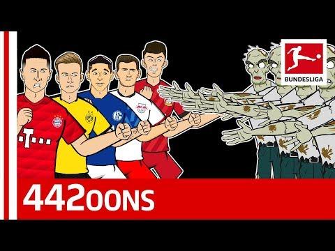 Bundesliga vs. Zombies - Halloween 2019 Special - Powered By 442oons
