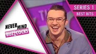 Never Mind The Buzzcocks Best Bits & Moments | Hosted by Mark Lamarr