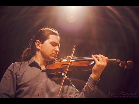 Cadenza from Sibelius Violin Concerto - YouTube