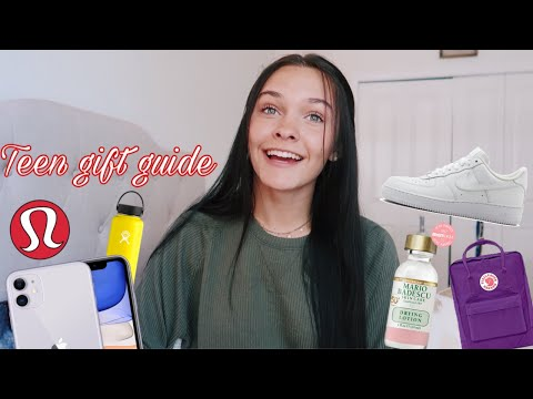 50+ Christmas gift ideas 2019 | Teen gift guide
