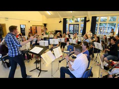 Music from Jurassic Park by The Bournemouth & District Concert Band