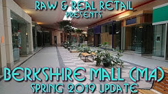Berkshire Mall (MA): Spring 2019 Update (CLOSED) - Raw & Real Retail