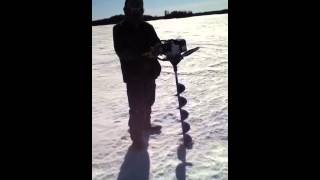 Download Video My father in-law drilling