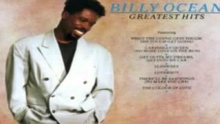 Billy Ocean - Loverboy (best audio)