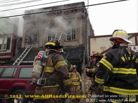 Belmar Fire Department 2012 Recap