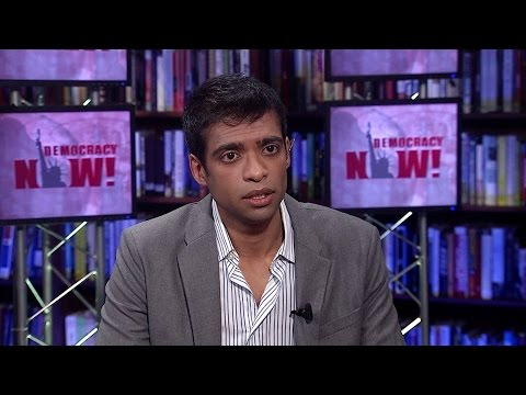 Full Interview: Anand Gopal on Syria, Iraq, U.S. Policy in Middle East & More
