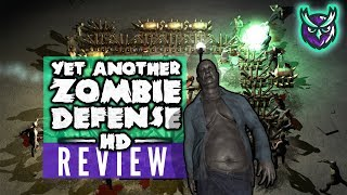 Yet Another Zombie Defense HD Switch Review (Video Game Video Review)