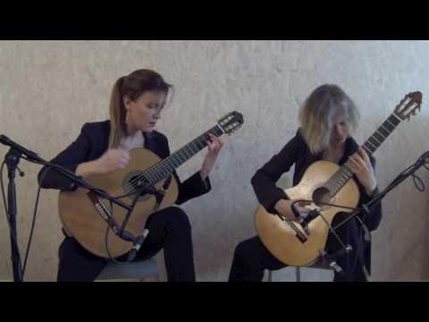 Tango Español, Isaac Albeniz -Duo de guitares A&M