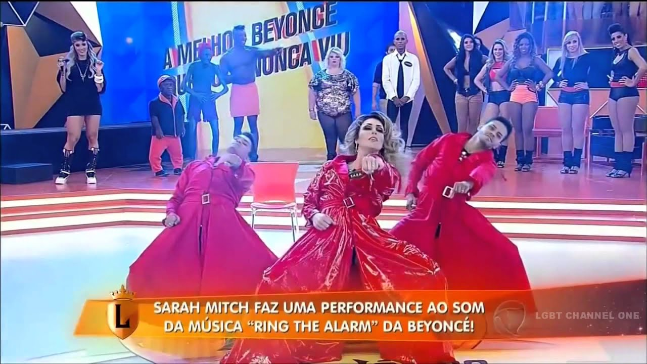 musica ring the alarm beyonce
