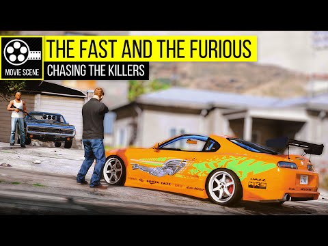 Grand Theft Auto 5 - The Fast And The Furious - Chasing The Killers