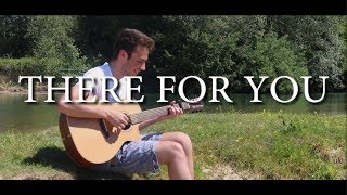 Martin Garrix & Troye Sivan - There For You (Fingerstyle Guitar Cover) Free Tabs