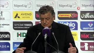 Yılmaz Vural: Penaltıyı 2 kez tekrarlattı, 3'üncüde... | BB Erzurumspor - Gençle
