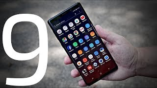 Samsung Galaxy Note 9 Review 2018