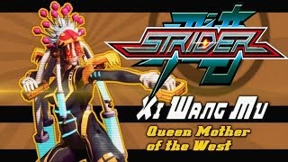 """STRIDER: 2014 Gameplay Walkthrough Part 12 (QUEEN MOTHER BOSS) HD XBOX ONE PS4 PC """"STRIDER PS4"""""""