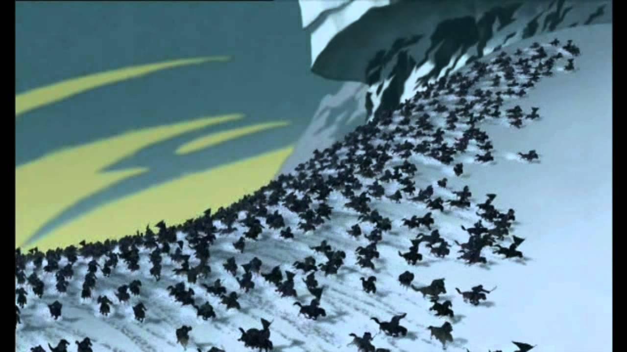 Mulan Hunns Attack Flemish Hd Youtube