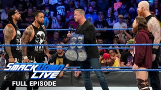 WWE SmackDown LIVE Full Episode, 07 May 2019