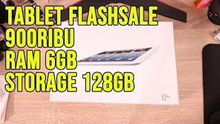 BELI TABLET 900RB HASIL FLASHSALE!!