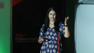 Stem Cell Therapy. An idea for today | Dr. Nandini Gokulchandran | TEDxDSBInternationalSchool