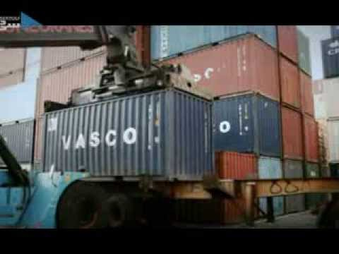 Container Terminal Bandarabbas Iran (Full Version)